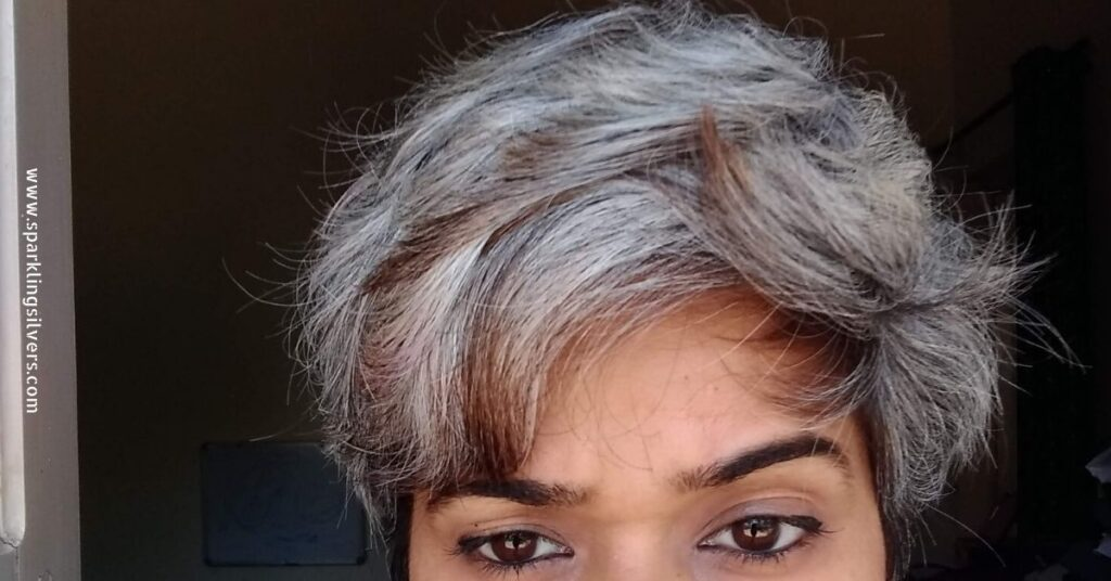 5 mistakes that are worsening gray hair frizz dryness